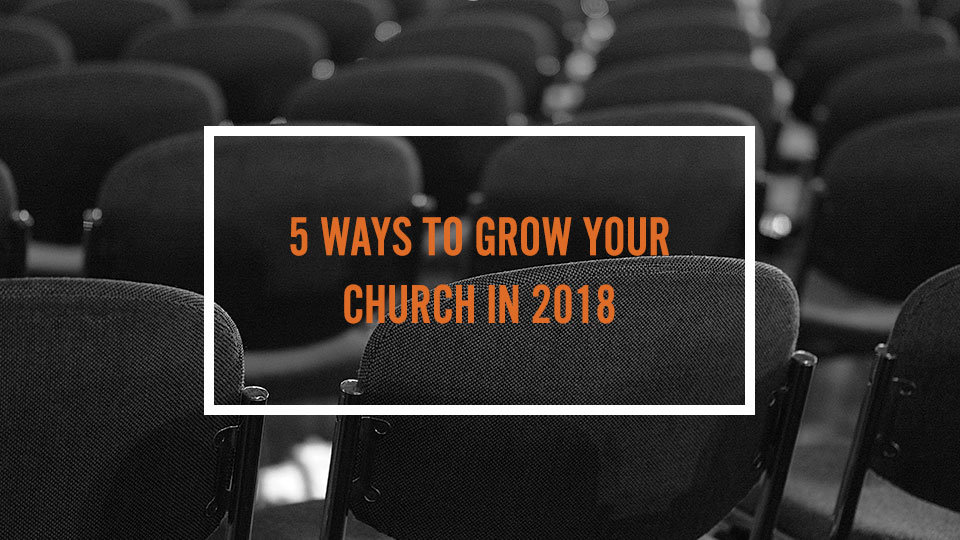 5 ways to grow your church header