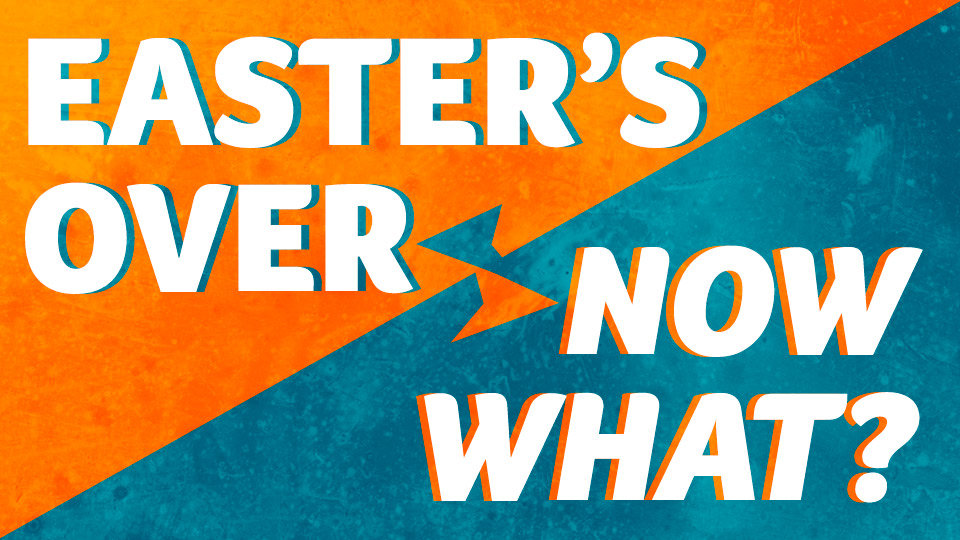 Easters over now what the a group new visitors always accompany the easter season and knowing how to meet their needs while ushering in the sacred holiday can be tricky negle Choice Image