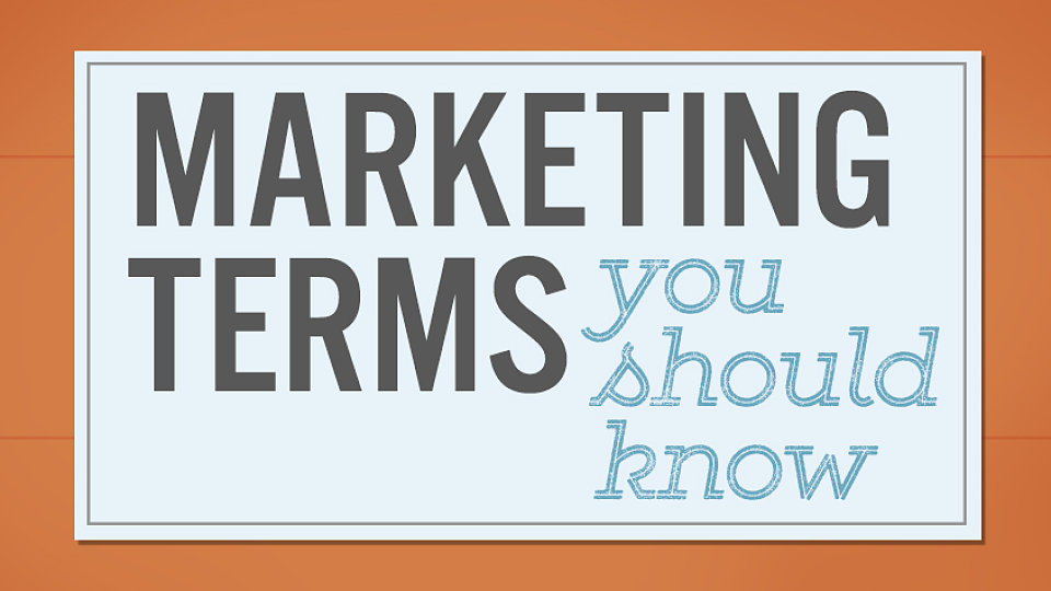 marketing terms blog